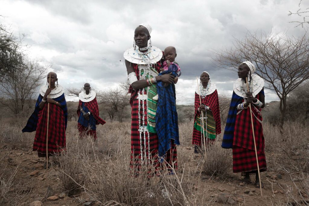 Empowered Massai Women